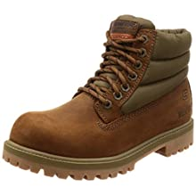 Skechers Men's SERGEANTS-VERNO Classic Boots, Brown (Dark Brown Leather CDB), 9.5 (44 EU)