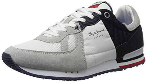 Pepe Jeans Tinker Jack, Sneakers Basses Homme