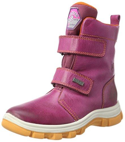Naturino Mädchen Ural Stiefel, Pink (Mirtillo), 34 EU