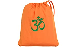 ECO Gift Bag Om : Colour - Orange