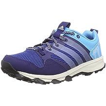 adidas Kanadia 7 TR W - Zapatillas para mujer, color azul marino / blanco / azul