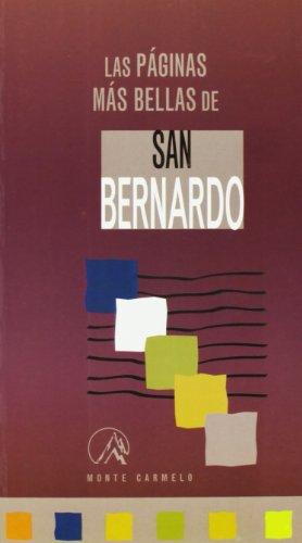 Las páginas más bellas de San Bernardo por Alfonso Baldeón Santiago