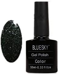 Bluesky UV/LED Gel Nail Polish, Frosty Midnight 10 ml