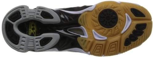 Mizuno Wave Lightning RX3 Synthétique Chaussure de Course White/yellow/black