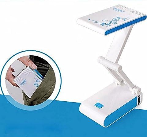 SUNQIAN-Schreibtischlampe Auge Schutz und verbesserte Version des kreativen Lesung Auge