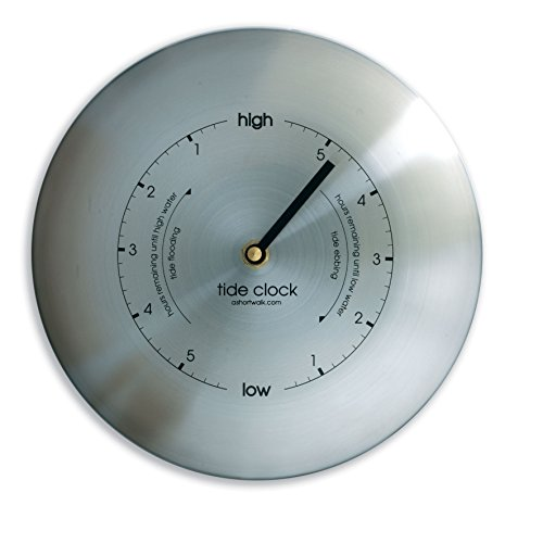 round-stainless-steel-tide-clock-brushed-stainless-steel-by-ashortwalk