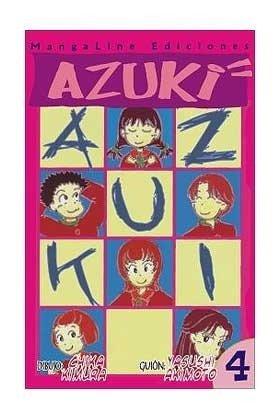 Azuki 4 por Yasushi Akimoto
