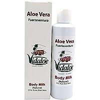 Vidaloe Body Milk con Aloe Vera 250ml