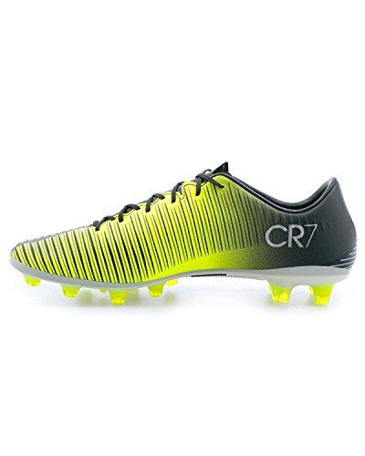 Nike 858735-376, Chaussures de Football Homme Vert