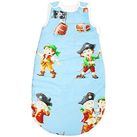 Baby Pirates (Piratas) / SoulBedroom Sacos de dormir para bebés 2.5 tog