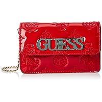 GUESS Women's Cross-Body Mini Bag, Red - PG758978