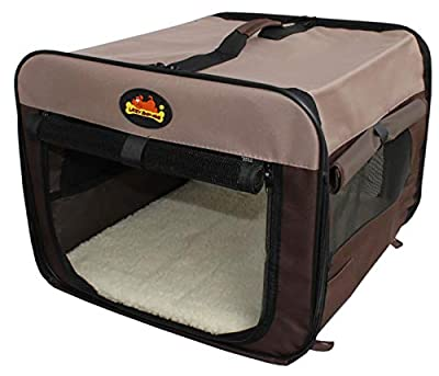"Canvas Dog, Cat Carrier 26"" from Den Marketing"