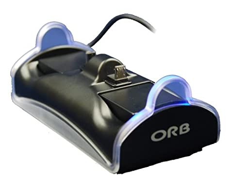 ORB Dual Controller Charge Dock (PS4)