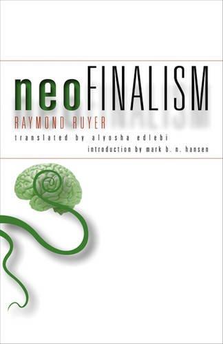 Neofinalism (Posthumanities)