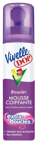 Vivelle Dop - Mousse Coiffante Extra Boucles - 150 ml