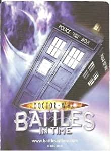 Doctor Who - Single Card : Ultimate Monsters 056 (656) Dr Who Battles in Time Card
