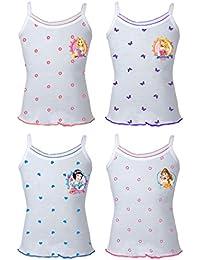 Snowhite Printed Slip For Girls Pack of 4 from Bodycare