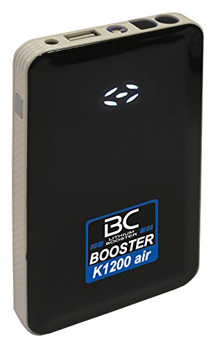 BC Battery Controller 700BCK1200AIR Avviatore di Emergenza al Litio per Batterie Moto e Scoot