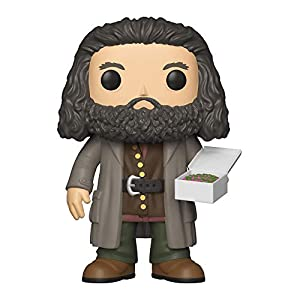 Funko Pop Hagrid con pastel (Harry Potter 78) Funko Pop Harry Potter