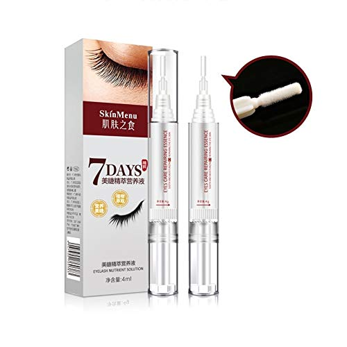 KHKJ Powerful Eyelash Growth Powerful Serum Eye Lash Enhancer Eyelash Promoter Long Lashes Nursing Growth Liquid HOT