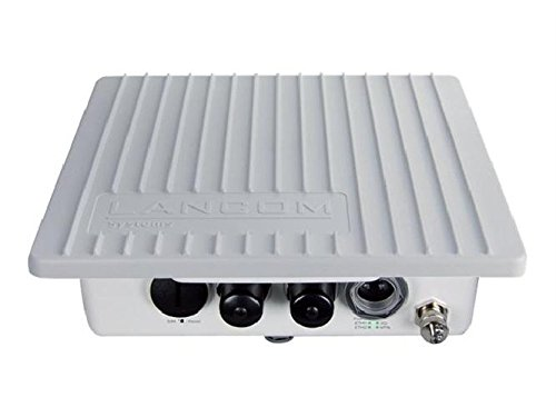 LANCOM OAP-3G - Router - WWAN - GigE Router / LANCOM OAP-3G / M2M Mobilfunkrouter / outdoor / IP-66 / HSPA+Modem (UMTS/EDGE/GPRS) / 1x 10/100/1000TX / 1x 10/100TX / GPS / QoS / inkl. 5 IP Gprs Edge 3g