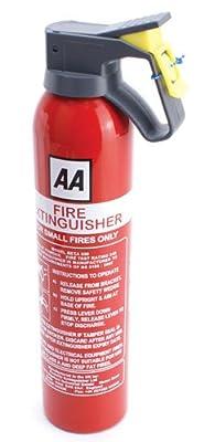 AA Fire Extinguisher 950g Bsi App