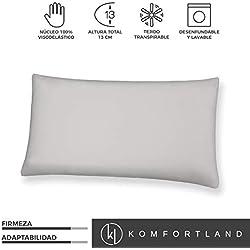 Komfortland Almohada 90 cm viscoelástica Visco One