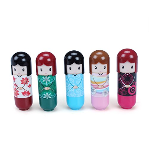 ewin24-precioso-japon-doll-lip-balm-lovely-girl-cute-baby-balsamo-labial-lapiz-labial-moda-5pcs
