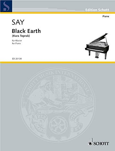 Black Earth Op. 8 Piano