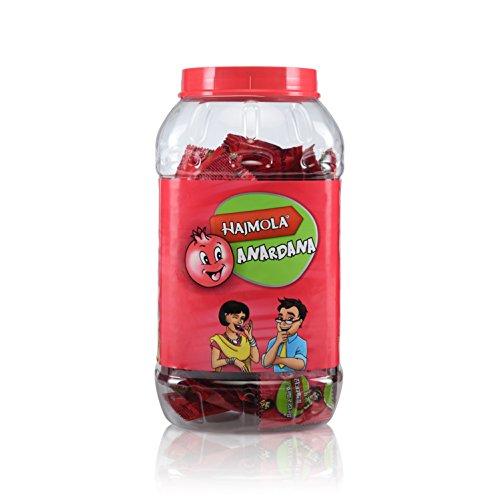 Dabur Hajmola Anardana, 160 Sachet Jar