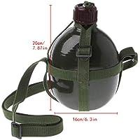 Lamdoo - Bolsa de Transporte para Botella de Agua (Aluminio, 1 Unidad)