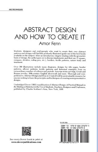 Abstract Design and How to Create it (Dover Art Instruction)