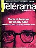 Telecharger Livres TELERAMA No 2238 du 05 12 1992 LIVRES DE JEUNESSE PEUT ON TOUT DIRE AUX ENFANTS MARIS ET FEMMES DE WOODY ALLEN (PDF,EPUB,MOBI) gratuits en Francaise
