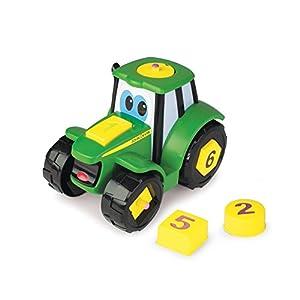 John Deere John Deere-46654 Johnny Tractor, (Tomy 46654)