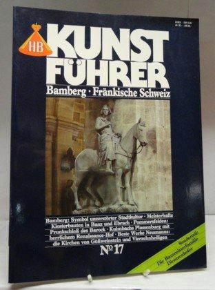 HB Kunstführer (No. 17) Bamberg. Fränkische Schweiz. Sonderteil: Die Baumeisterfamilie Dientzenhofer.