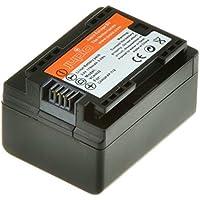 Jupio VCA0033 Batterie pour Canon BP-718 Noir
