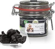 Cibocrudo Aglio Nero in Spicchi Crudo Bio - 60g - qualità premium, ricco di sali minerali, energizzante ed ant