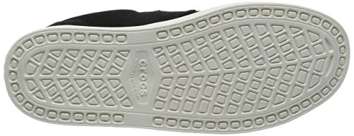 crocs Herren Citilane Slip-On Sneaker Men Sneakers Schwarz (Black/White)