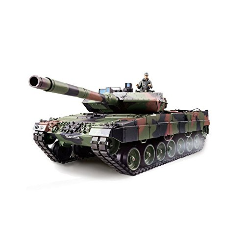 Torro Leopard 2A6 Panzer 2.4 Ghz 1/16 Torro-Edition
