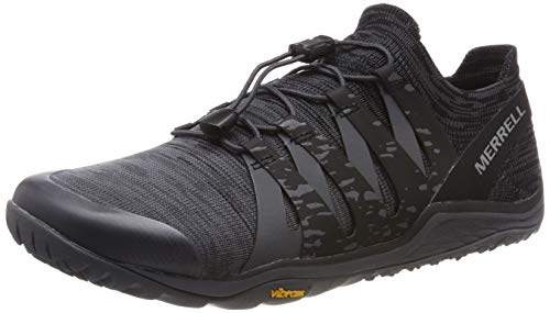 Merrell Herren Trail Glove 5 3D Hallenschuhe, Schwarz Black, 50 EU