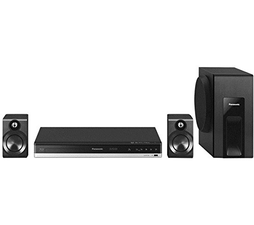 41PzQw3yi3L - BEST BUY #1 Panasonic SC-BTT105EB9 300 W 2.1 Channel Smart Blu-Ray Home Cinema System Reviews and price compare uk