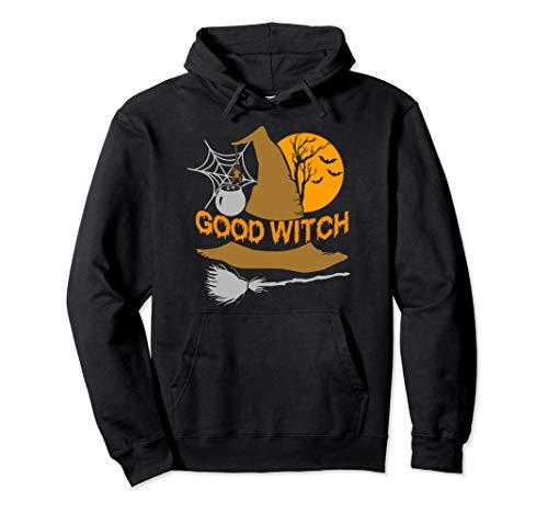 Kostüm Gute Hausgemachte - Gute Hexe Nettes Halloween Pullover Hoodie