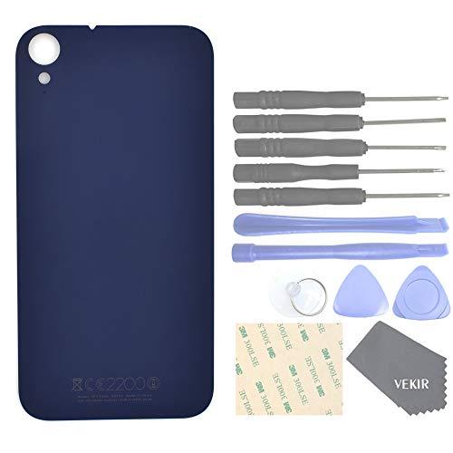 VEKIR Matte Surface Back Battery Case Replacement Compatible with HTC Desire 830(Purple Blue) Htc Desire Matte