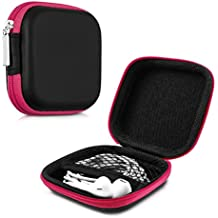 kwmobile 31471.08 Case Black, Pink - Handheld Device Accessories (75.6 mm, 14 mm, 149.8 mm, 22 g, Black, Pink)