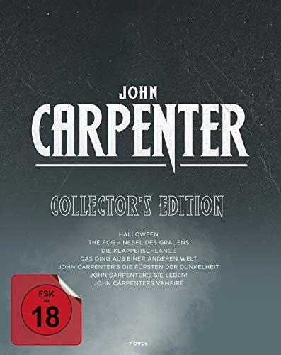 John Carpenter Collector's Edition [Blu-ray]