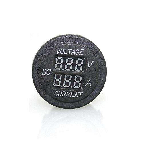 Car auto boat switch - Kingwo Voltmeter Red LED Digital Voltage Current Tester Ammeter Display Voltmeter Car Motor