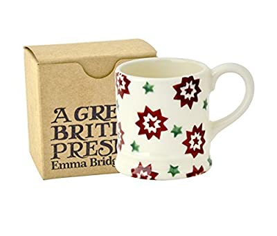 Emma Bridgewater–Décorations de Noël–Joy Mug Star Tiny (cadeau)