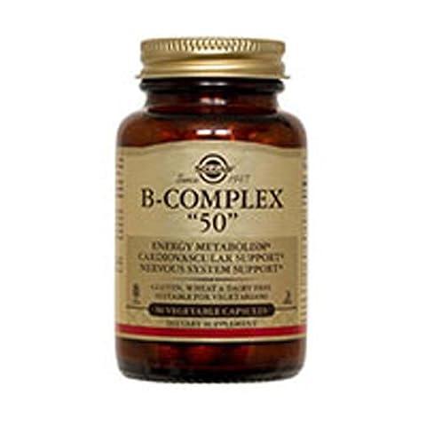 """Formula Vitamin B-Complex """"50"""" 250 capsules vég. (vegan) SO"""