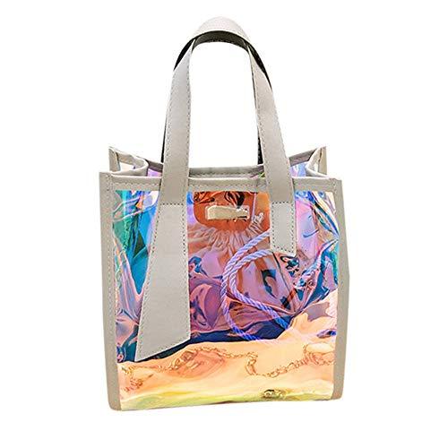 OSYARD Damen Wasserdicht Multifunktions Taschen Handtaschen Sommer Strandtaschen Umhängetasche Henkeltaschen Schultertaschen Shopper ToteMessenger-Bags