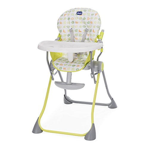 Chicco Pocket Meal High Chair (Green Apple)
